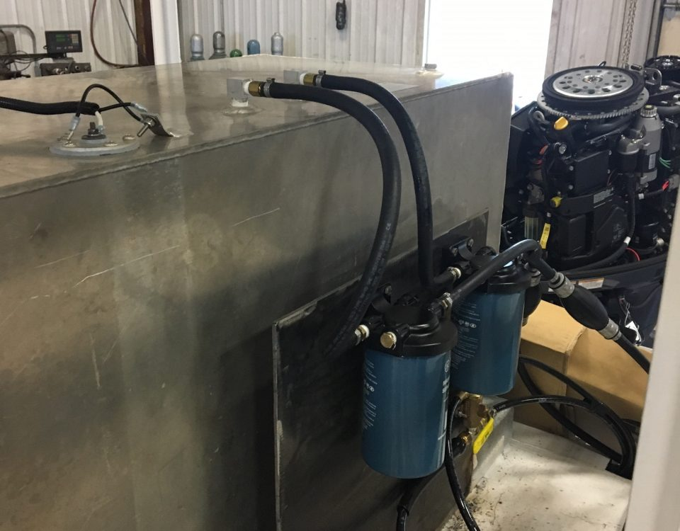 Fuel Tanks and Water Fuel Separators Filters